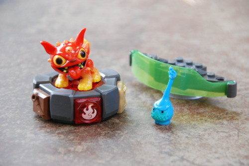 MEGA Bloks Skylanders SwapForce Hot Dog Series 3 Battle Portal