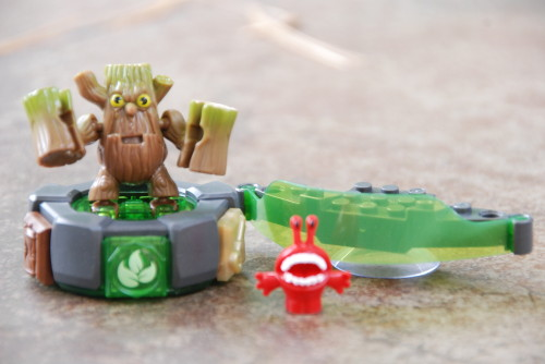 MEGA Bloks Skylanders SwapForce Stump Smash Series 3 Battle Portal