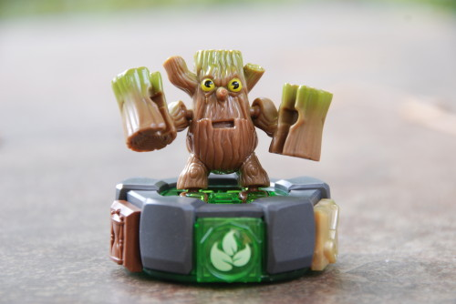 MEGA Bloks Skylanders SwapForce Stump Smash Battle Portal