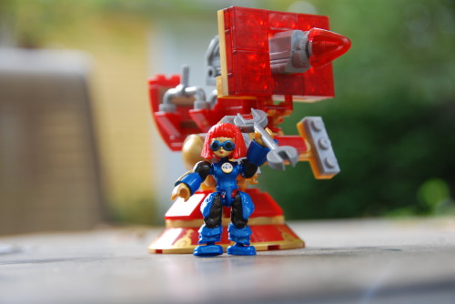 MEGA Bloks Skylanders Giants Sprocket's Heroic Turret