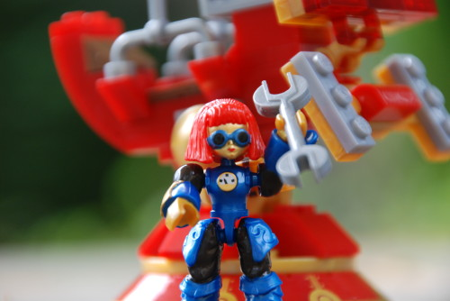 MEGA Bloks Skylanders Giants Sprocket Heroic Turret