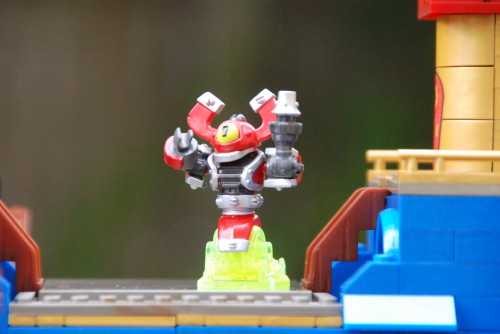 MEGA Bloks Skylanders Swap Force Magna Charge