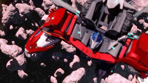 Optimus Prime Transformers Prime Beast Hunters Predacons Rising