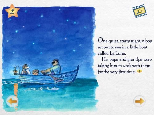 La Luna Storybook