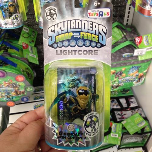 Legendary Lightcore Grim Creeper