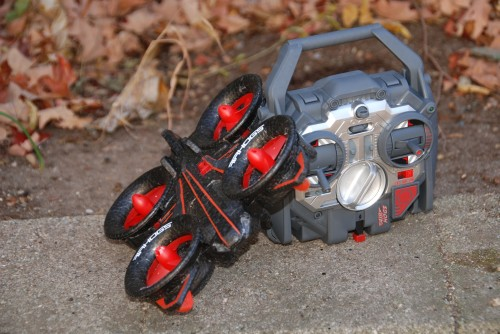 Helix X4 Quadcopter and remote