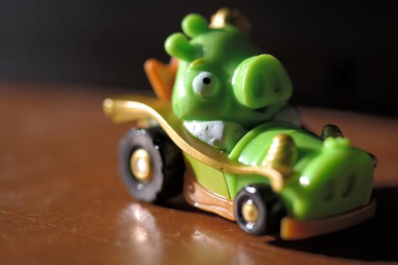 King Pig's Race Kart