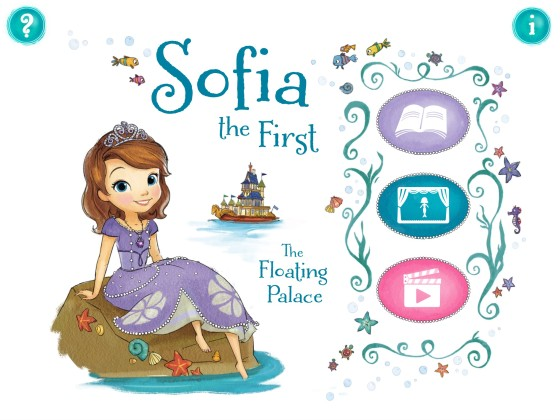 Sofia the First Storybook Theater