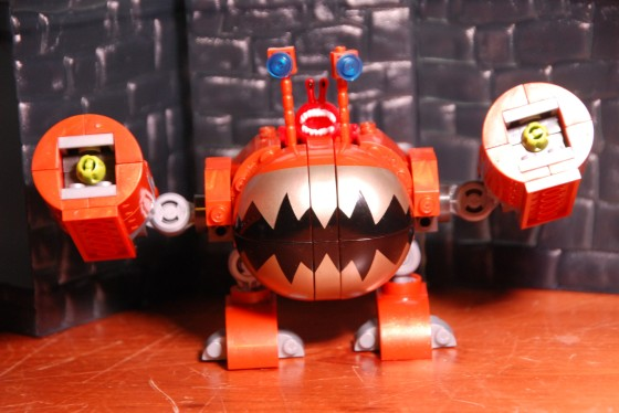 Chompy Bot and En Fuego Chompy