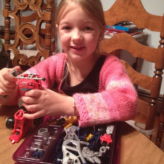 Eva Building Ironhide