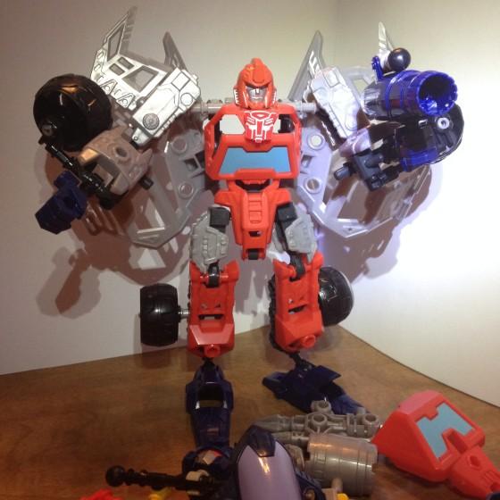 Completed Construct-Bot Amalgam