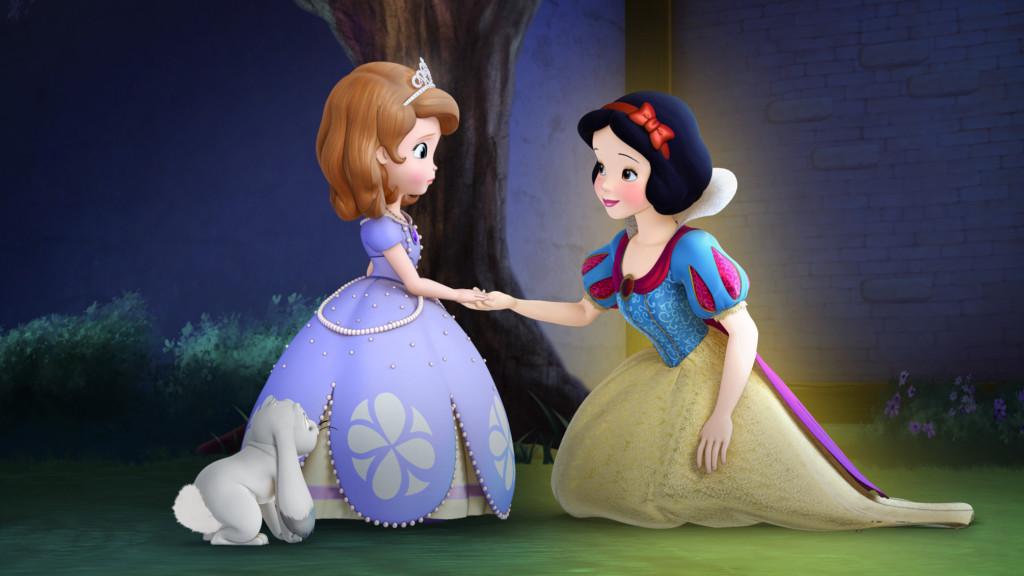 принцесса софия мультик фото