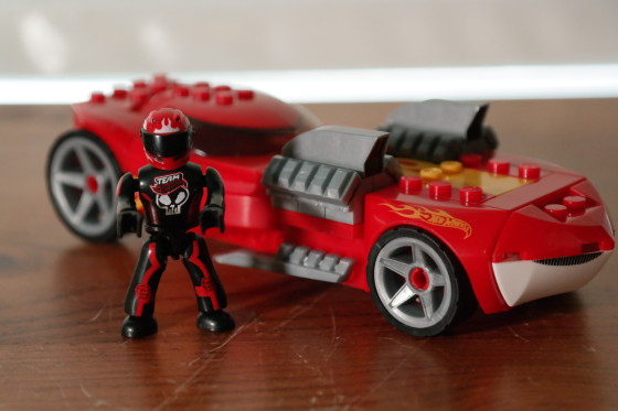 MEGA Bloks Hot Wheels Twin Mill