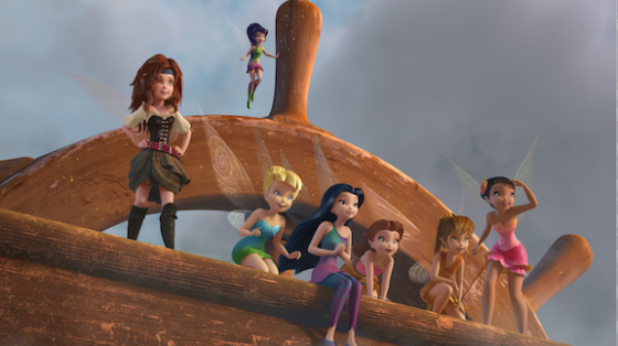 The Pirate Fairy - Disney Fairies