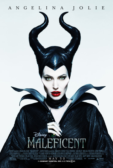 The new poster for MALEFICENT is now available
