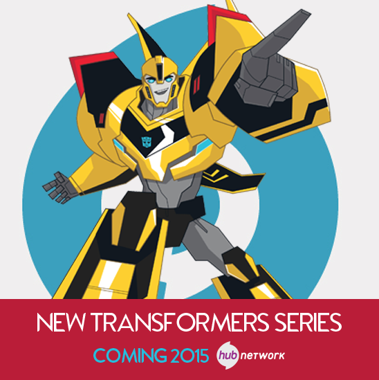 New Transformers Series