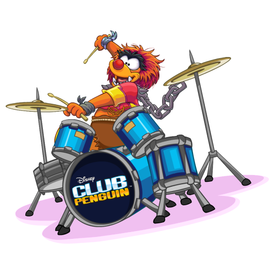 Animal at Club Penguin