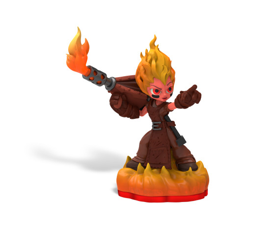 Torch Toy Photo