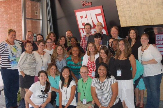 BH6 Blogger group shot