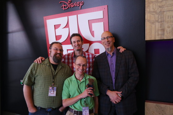 Big Hero 6 - With Christopher Wiliams and Roy Conli