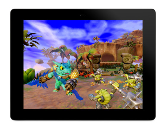 Skylanders Trap Team Tablet Snap Shot