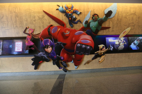 BIG HERO 6 - Team Shot