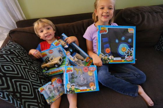 getting wild with wild kratts toys from wicked cool toys benspark