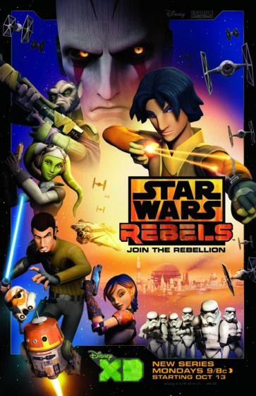 Star Wars Rebels Collage