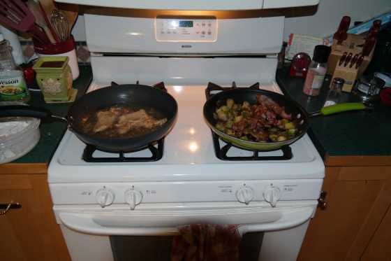 Quick And Tasty Dinner With Smithfield Marinated Fresh Pork