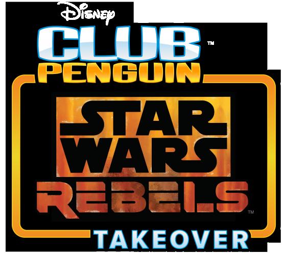 Club Penguin Star Wars Rebels Takeover