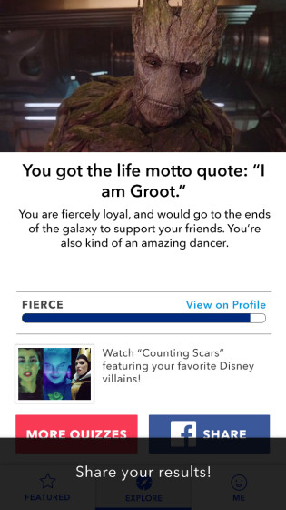 app alert take disney quizzes the disney inquizitive app