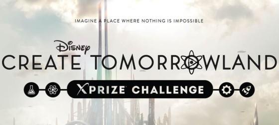Create Tomorrowland X Prize Challenge