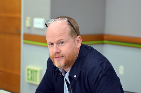 Joss Whedon - Photo Credit: Jana Seitzer / MerlotMommy.com