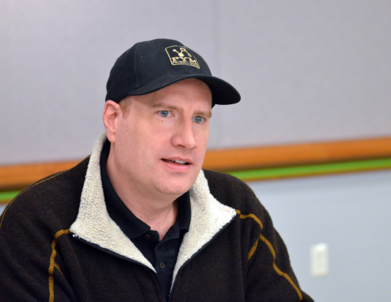 Kevin Feige - Photo Credit Jana Seitzer / MerlotMommy.com
