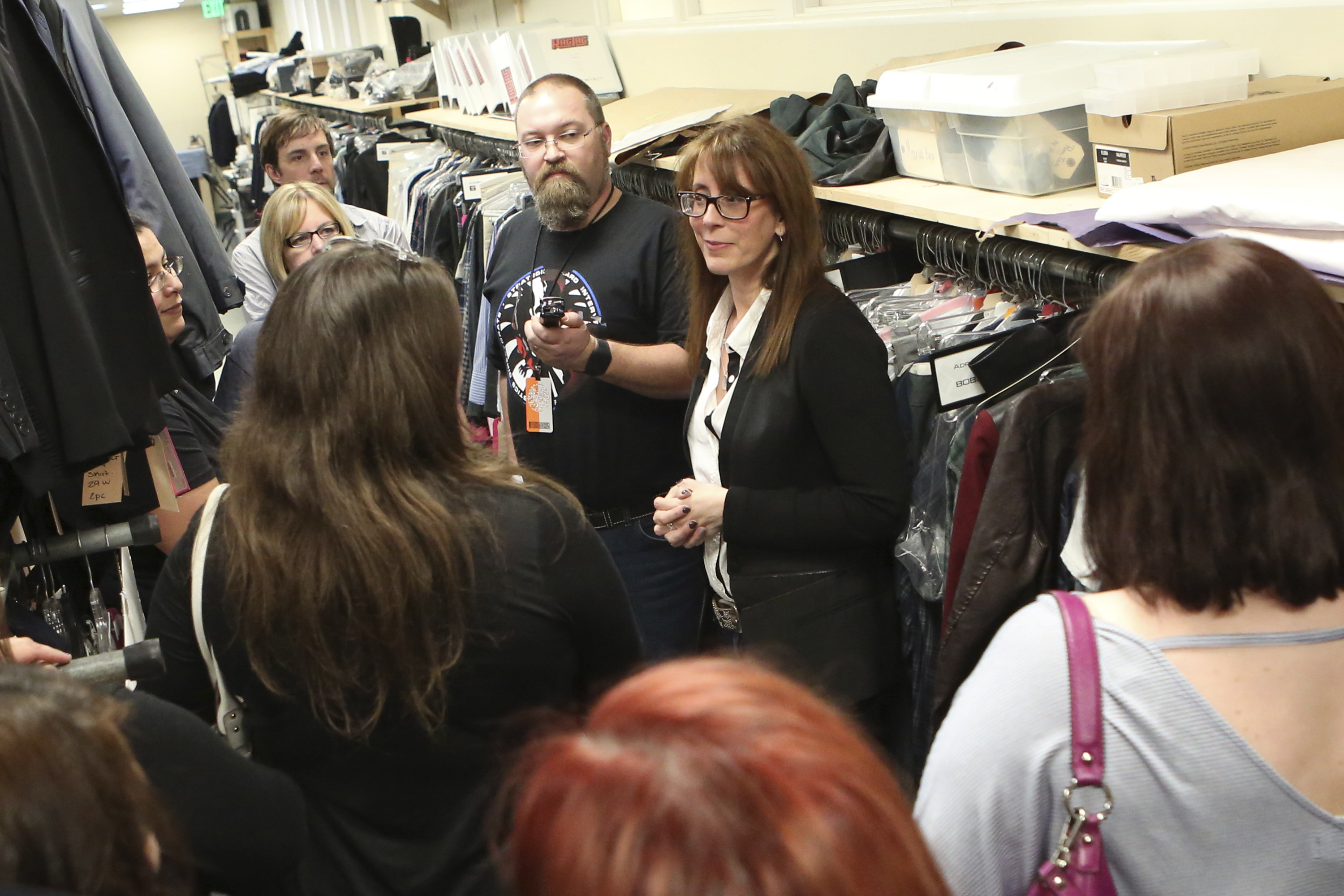 Ann Foley Dresses #AgentsOfSHIELD for Success and Kicking Butt – #ABCTVEvent