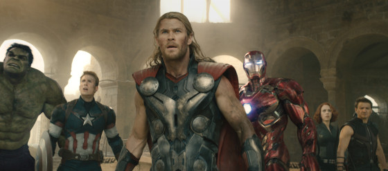 Avengers: Age of Ultron - Group Shot