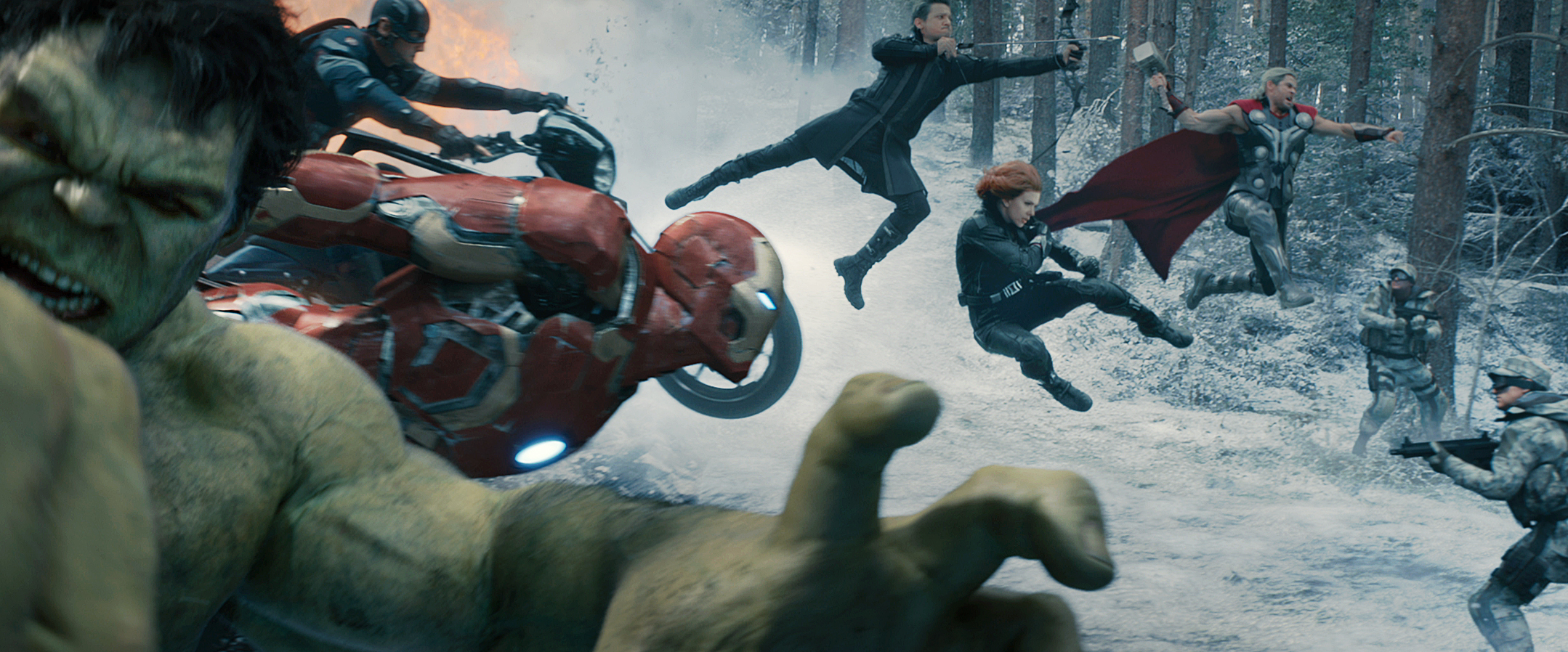 #AvengersEvent – Spoiler-Free AVENGERS #AgeOfUltron Review