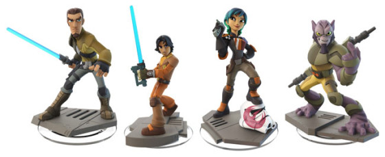 Star Wars Disney Character Figures Star Wars Rebels Figures