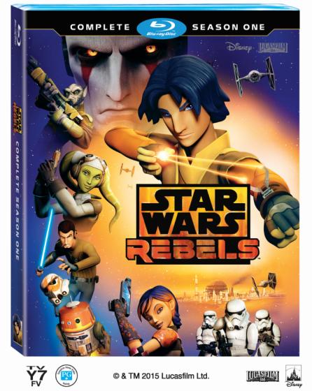 Star Wars Rebels Season One - DVD