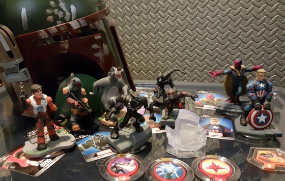 Disney Infinity 3.0 Figures and Play Set