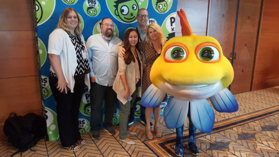The PBS Kids VIPs with Splash