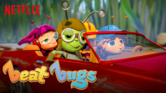 Beat Bugs - Netflix for Kids