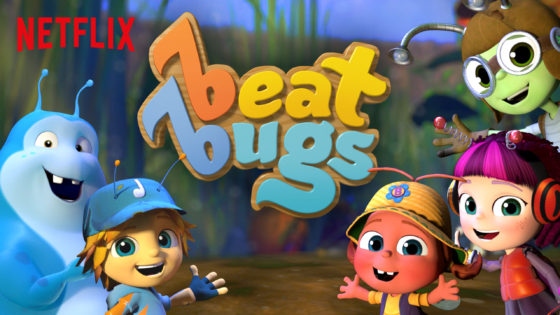 Beat Bugs - Netflix Kids show with songs from The Beatles
