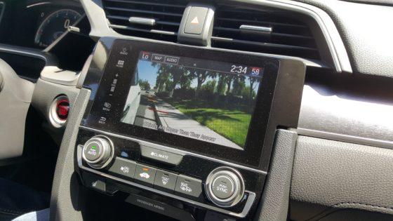 I loved the Right Turn Blindspot video in the Honda Civic