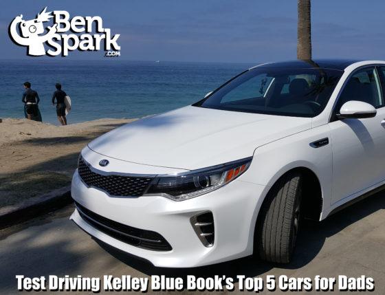 The KBBDads Test Drove So Many Fun Cars