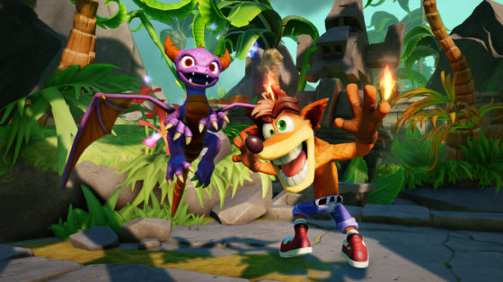 Crash Bandicoot Skylander Pack And Ps4 Remakes Herald – Fondos de