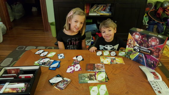 The Kids Love 5-Minute Dungeon