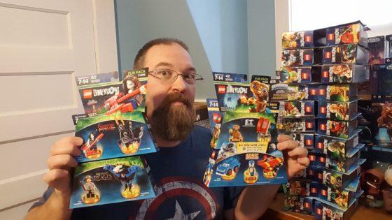 New LEGO Dimensions Fun Packs
