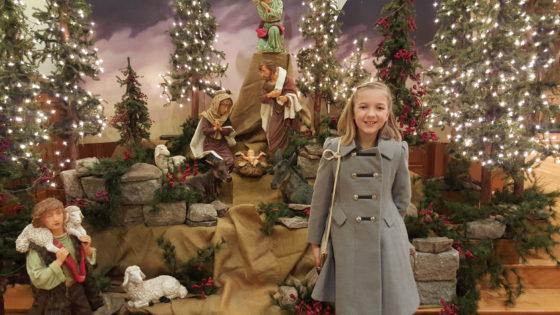Eva and the Nativity