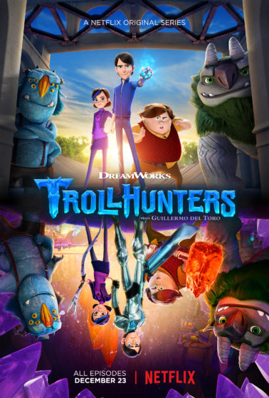 Trollhunters Poster